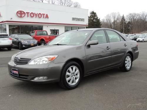 2003 toyota camry sedan xle for sale in chestnut ridge new york classified. Black Bedroom Furniture Sets. Home Design Ideas
