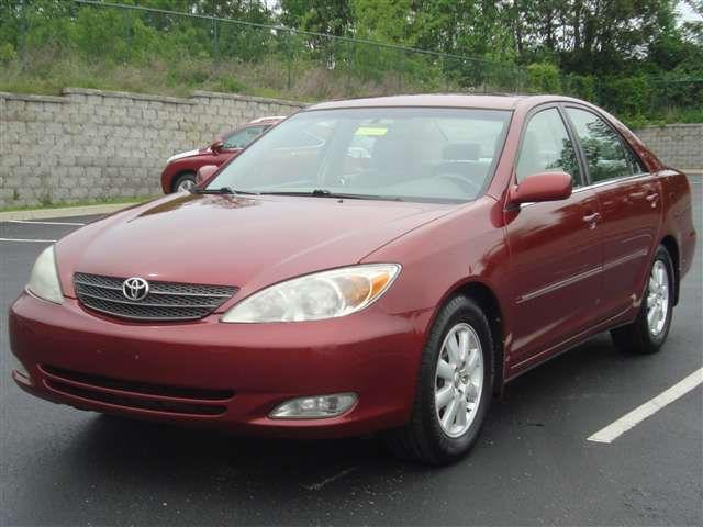 2003 toyota camry xle for sale in louisville kentucky classified. Black Bedroom Furniture Sets. Home Design Ideas