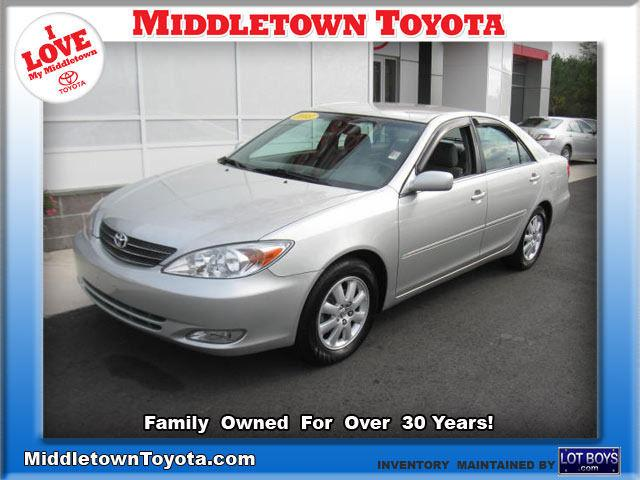 2003 toyota camry xle for sale in middletown connecticut classified. Black Bedroom Furniture Sets. Home Design Ideas