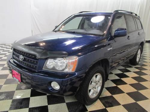 2003 toyota highlander suv for sale in kellogg idaho for Dave smith motors locations