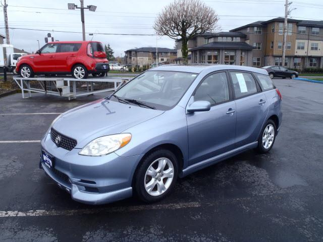 2003 toyota matrix xrs xrs 4dr wagon for sale in gresham oregon classified. Black Bedroom Furniture Sets. Home Design Ideas