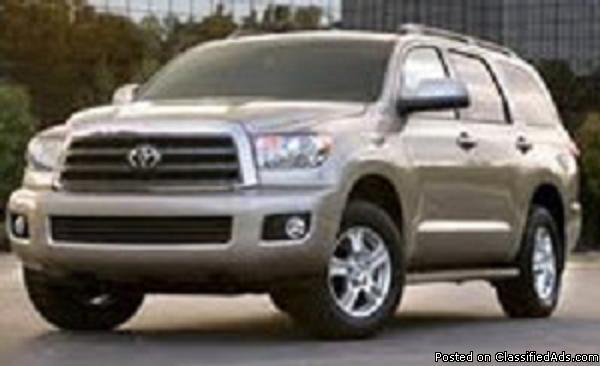 2003 Toyota Sequoia For Sale In Buffalo New York