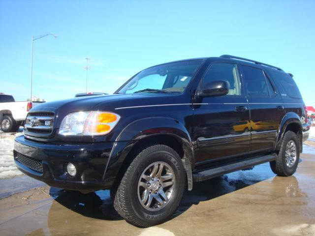 2003 toyota sequoia limited for sale in skiatook oklahoma classified. Black Bedroom Furniture Sets. Home Design Ideas