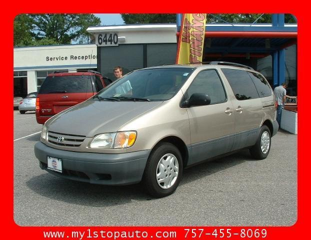 2003 toyota sienna brown 2003 toyota sienna car for sale in norfolk va 4366514186 used. Black Bedroom Furniture Sets. Home Design Ideas