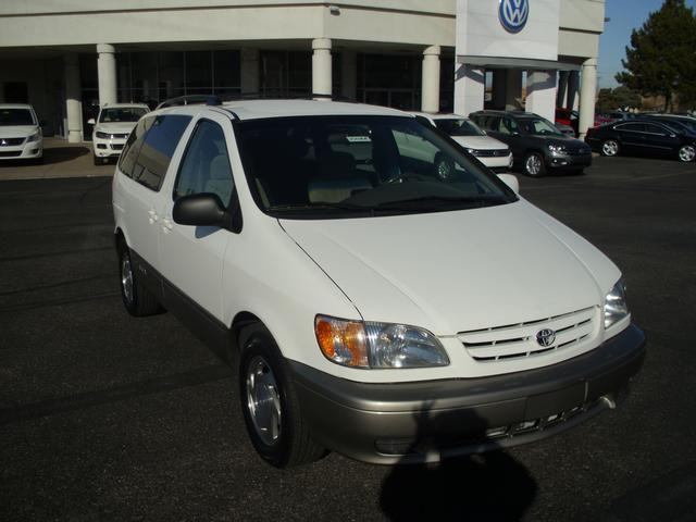 2003 toyota sienna brown 2003 toyota sienna car for sale in albuquerque nm 4347654419 used. Black Bedroom Furniture Sets. Home Design Ideas