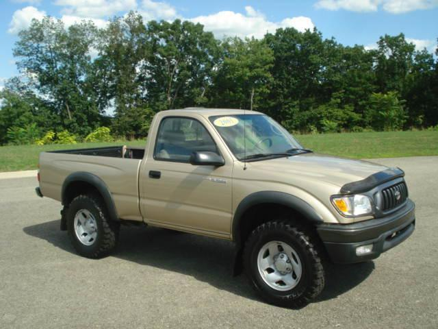 2003 toyota tacoma for sale in murrysville pennsylvania classified. Black Bedroom Furniture Sets. Home Design Ideas