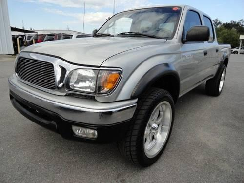 2003 toyota tacoma crew cab pickup for sale in pensacola florida classified. Black Bedroom Furniture Sets. Home Design Ideas