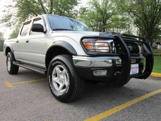 2003 toyota tacoma double cab for sale in byesville ohio classified. Black Bedroom Furniture Sets. Home Design Ideas
