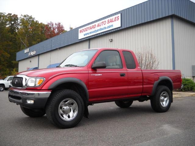 2003 toyota tacoma xtracab for sale in fredericksburg virginia classified. Black Bedroom Furniture Sets. Home Design Ideas