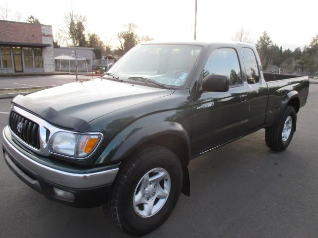 2003 toyota tacoma xtracab v6 auto 4x4 new body must see for sale in portland oregon. Black Bedroom Furniture Sets. Home Design Ideas