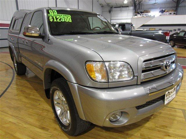 2003 toyota tundra sr5 for sale in ames iowa classified. Black Bedroom Furniture Sets. Home Design Ideas