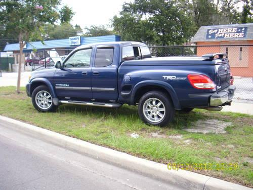 2003 Toyota Tundra Sr5 Trd Sport Step Side Pretty Amp Loaded