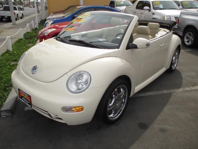 2003 volkswagen new beetle convertible for sale in. Black Bedroom Furniture Sets. Home Design Ideas