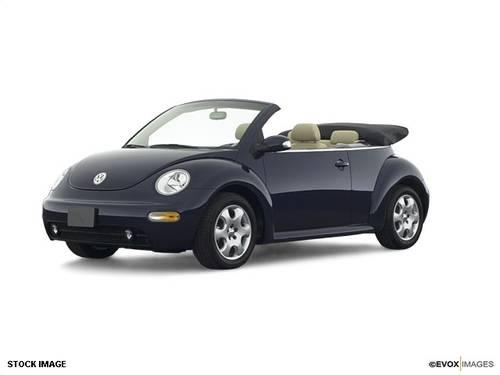 2003 volkswagen new beetle convertible gls for sale in dover township new jersey classified. Black Bedroom Furniture Sets. Home Design Ideas