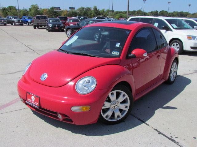 2003 volkswagen new beetle gls 1 8t for sale in greenville. Black Bedroom Furniture Sets. Home Design Ideas