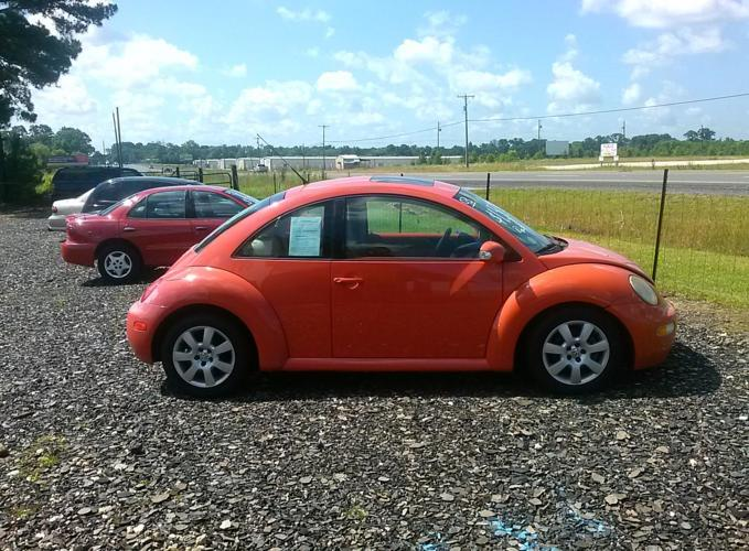 2003 volkswagen new beetle gls for sale in tyler texas for Fast cash motors tyler tx