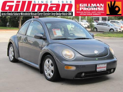 2003 Volkswagen New Beetle Hatchback GLS for Sale in ...