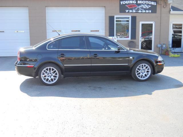 2003 volkswagen passat w8 4motion for sale in shelbyville tennessee classified. Black Bedroom Furniture Sets. Home Design Ideas