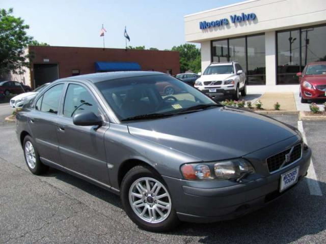 2003 Volvo S60 Car For Sale In Richmond