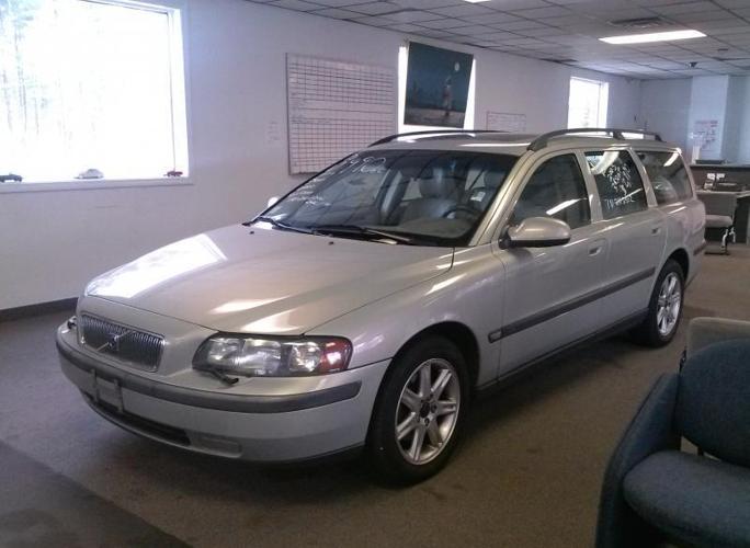 2003 Volvo V70 2 4t Wagon Silver Auto Loaded 200k For Sale In Newton New Hampshire