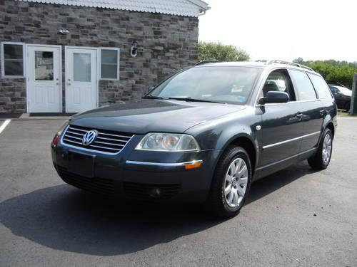 2003 vw passat gls wagon 1 8t w sunroof for sale in allentown new jersey classified. Black Bedroom Furniture Sets. Home Design Ideas