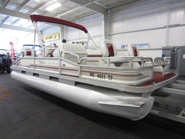 220 Volt Outlet >> 2003 Weeres Fisherman Deluxe 220 Pontoon! for Sale in ...