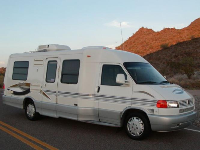 2003 winnebago rialta 22 hd for sale in fort smith arkansas classified. Black Bedroom Furniture Sets. Home Design Ideas