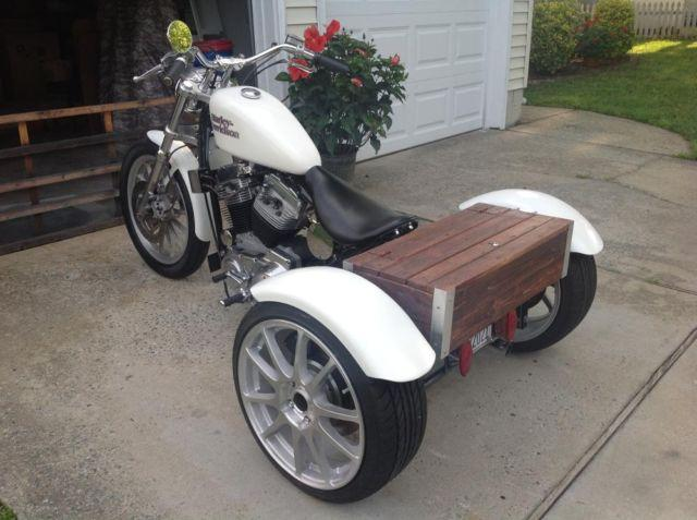 2003 XLH Trike for Sale in Newport News Virginia