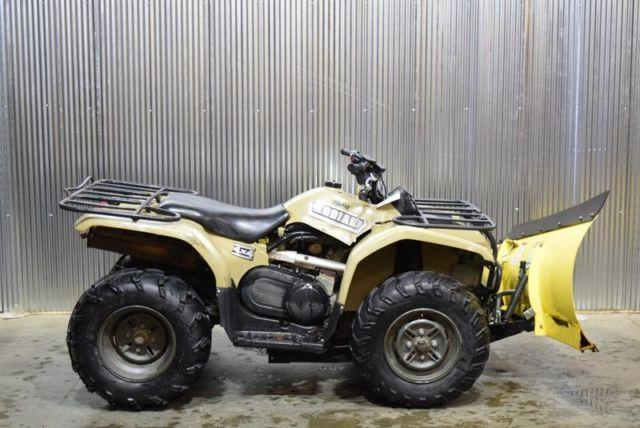 2003 Yamaha GRIZZLY 450