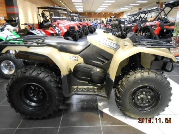 2003 Yamaha Kodiak 450 Automatic 4x4