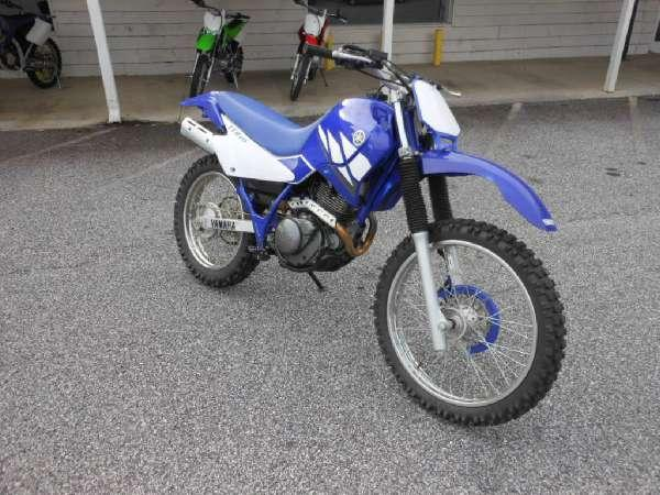 2003 Yamaha Tt R225 For Sale In Wilkesboro North Carolina