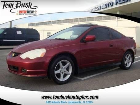 2003 Acura  on 2003 Acura Rsx 3dr Sport Cpe Manual For Sale In Jacksonville  Florida