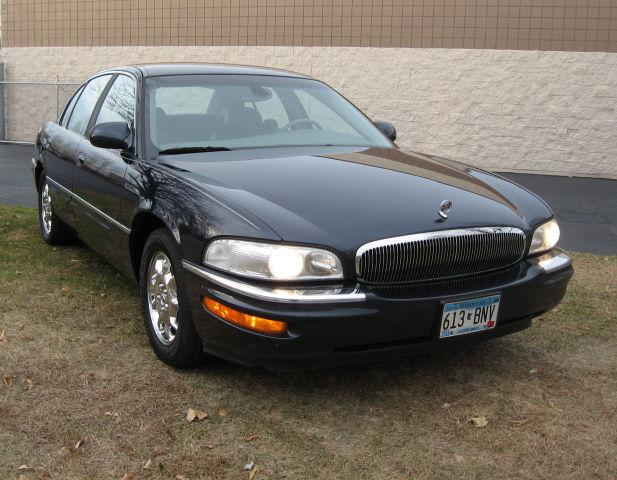 2003 buick park avenue for sale in blaine minnesota classified. Cars Review. Best American Auto & Cars Review