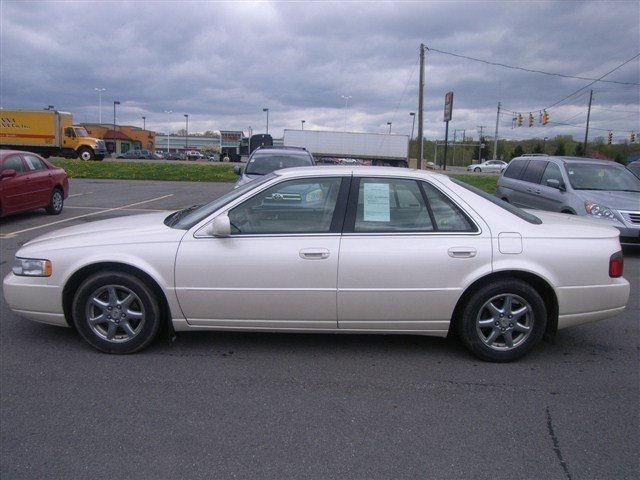 2003 Cadillac Seville Sls For Sale