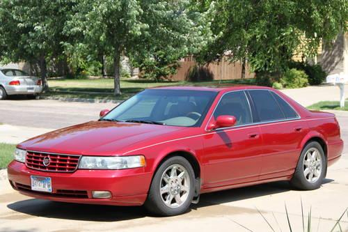 2003 cadillac seville sts for sale in sioux falls south dakota classified. Black Bedroom Furniture Sets. Home Design Ideas