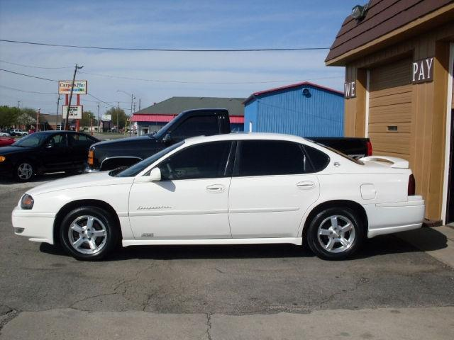 2003 chevrolet impala ls for sale in muncie indiana classified. Black Bedroom Furniture Sets. Home Design Ideas