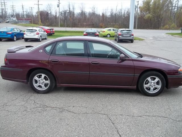 2003 chevrolet impala ls for sale in lapeer michigan classified. Black Bedroom Furniture Sets. Home Design Ideas