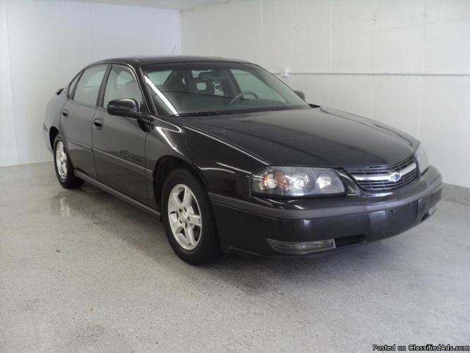 2003 chevrolet impala ls for sale in downers grove. Cars Review. Best American Auto & Cars Review