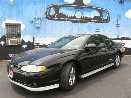 2003 chevrolet monte carlo ss for sale in shiloh illinois classified. Black Bedroom Furniture Sets. Home Design Ideas