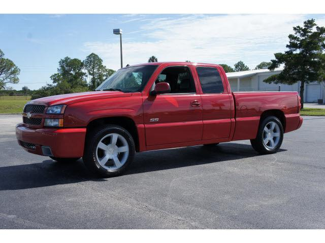 2003 chevrolet silverado 1500 ss extended cab for sale in sebring florida classified. Black Bedroom Furniture Sets. Home Design Ideas
