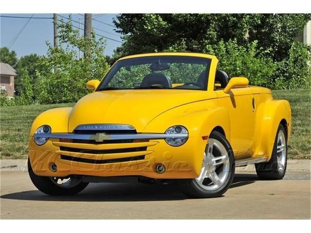 2003 Chevrolet SSR for Sale in Lenexa, Kansas Classified ...