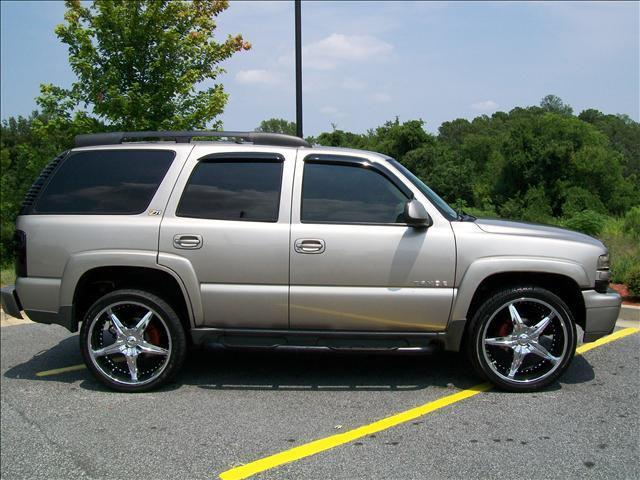 2003 Chevrolet Tahoe Z71 for Sale in Greenwood, South Carolina Classified | AmericanListed.com