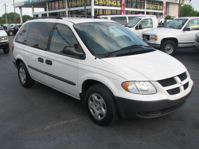 2003 dodge caravan se for sale in hollywood florida classified. Black Bedroom Furniture Sets. Home Design Ideas