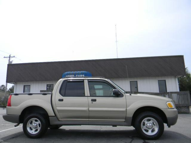 2003 ford explorer sport trac xls for sale in easley. Black Bedroom Furniture Sets. Home Design Ideas