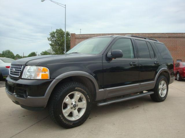2003 ford explorer xlt interior. Cars Review. Best American Auto & Cars Review