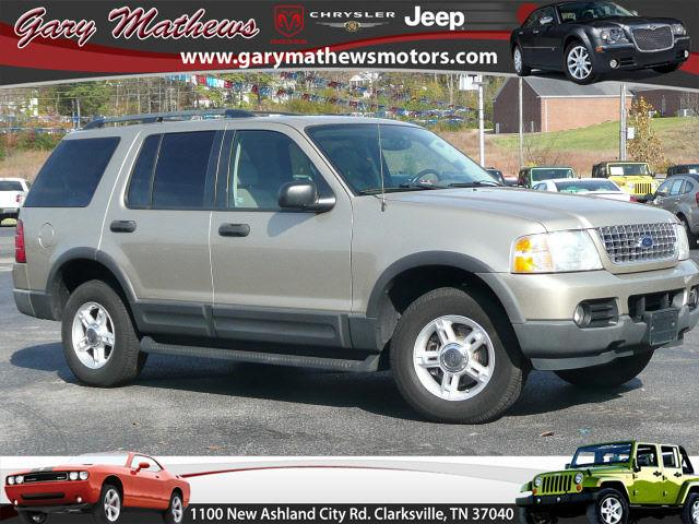 2003 ford explorer xlt for sale in clarksville tennessee classified americ. Cars Review. Best American Auto & Cars Review