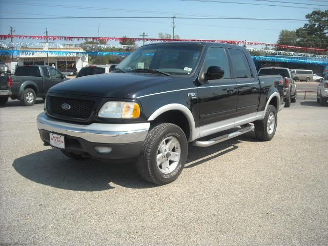 2003 Ford F150 Lariat Supercrew For Sale In Longview