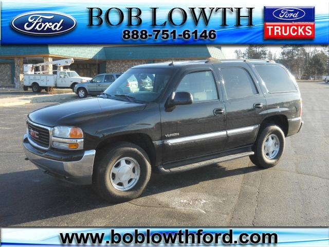 2003 gmc yukon slt for sale in bemidji minnesota. Black Bedroom Furniture Sets. Home Design Ideas