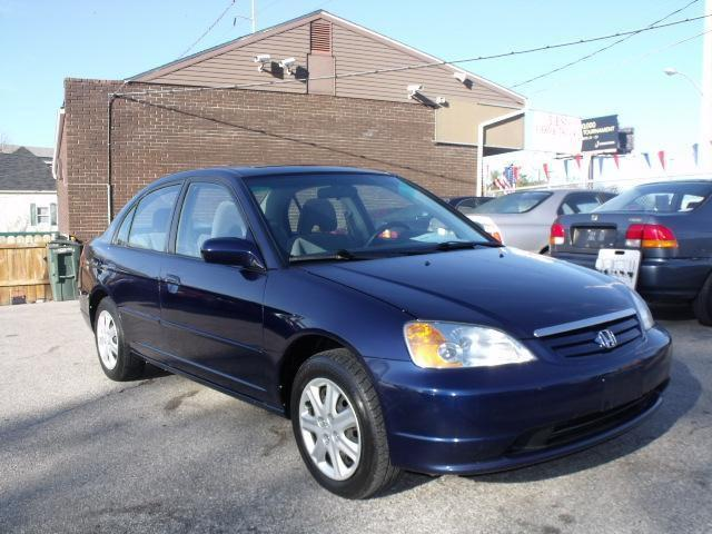 2003 honda civic ex for sale in new albany indiana classified. Black Bedroom Furniture Sets. Home Design Ideas