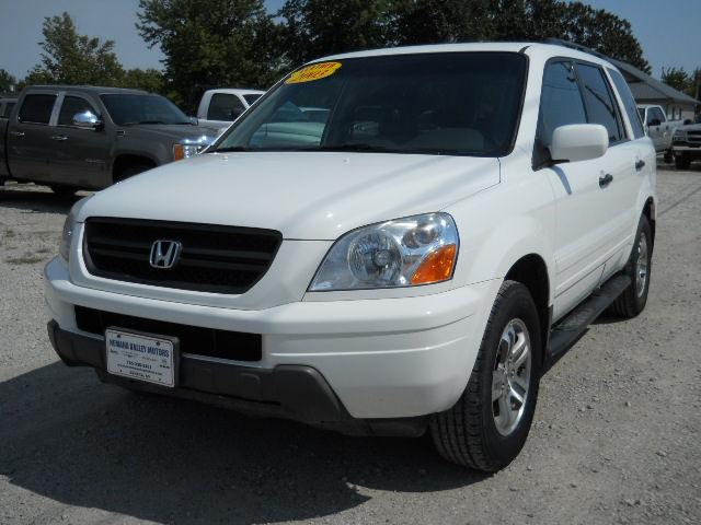 2003 honda pilot ex l for sale in seneca kansas classified. Black Bedroom Furniture Sets. Home Design Ideas